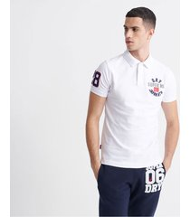 polo para hombre classic superstate superdry