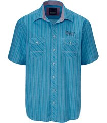overhemd babista turquoise