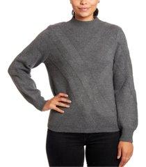 joseph a mockneck sweater