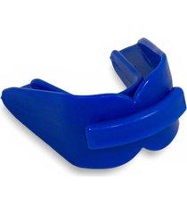 protetor bucal muvin duplo ptb 400 azul