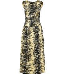 crinkled satin dresses evening dresses gul ganni