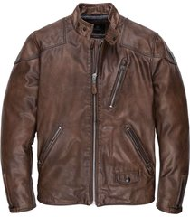 short jacket brakeride jacket brown