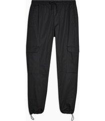 mens black cargo pants