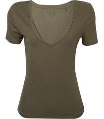 blusa le lis blanc clarice ii malha verde feminina (riad, gg)