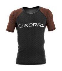 camiseta rash guard koral submission