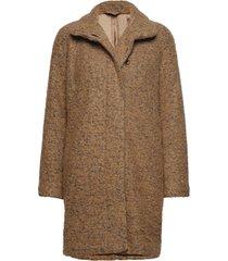 hoff jacket 6182 yllerock rock brun samsøe samsøe