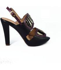 sandalia negro arizona/002812