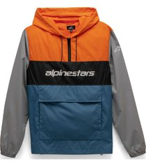 chaqueta verso anorak naranjo alpinestars