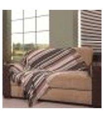 manta para sofá egípcia - 150 x 140 cm ráfia