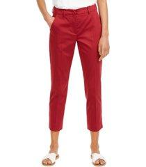 weekend max mara cropped trousers