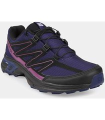 zapatilla violeta salomon wings access 2 w