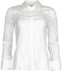 blouse mari  wit
