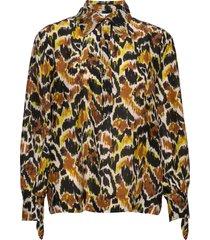 day glide blouse lange mouwen multi/patroon day birger et mikkelsen