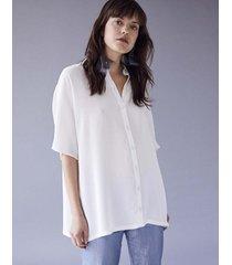 koszula calla o kimonowym kroju