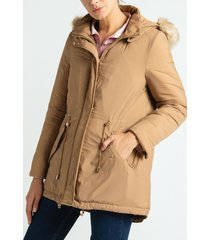 parka andesina beige canadienne