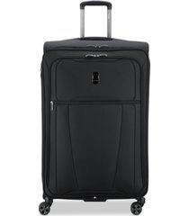 """closeout! delsey helium 360 29"""" expandable spinner suitcase, created for macy's"""