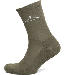 hanger sock underwear socks regular socks grön holzweiler