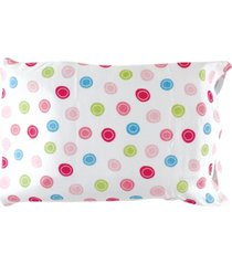 luvable friends baby and toddler pillow case, one size