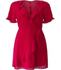 bcbgeneration lightweight chiffon dress