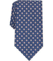 club room men's emery slim floral neat tie, created for macy's