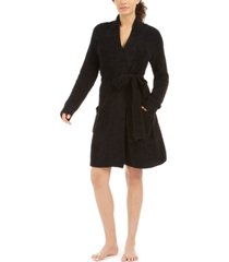 josie textured sweater knit short daydreamer robe
