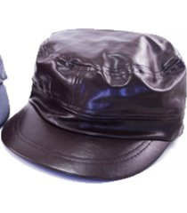 gorra marrón almacén de parís