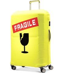samsonite fragile large luggage cover
