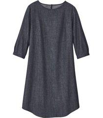 jurk, jeansblauw 40