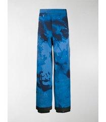 moncler genius straight-leg trousers