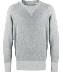 levi's vintage clothing classic sweatshirt - grey
