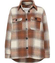 bxdorthea jacket ulljacka jacka brun b.young