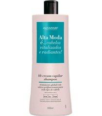 alta moda bb cream capilar shampoo 300g