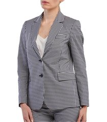 stretch regular blazer