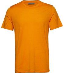 mens tech lite ss crewe t-shirts short-sleeved gul icebreaker