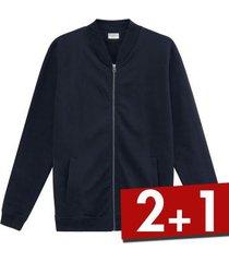 bread and boxers men jersey jacket * gratis verzending *