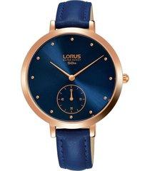 reloj azul mujer lorus