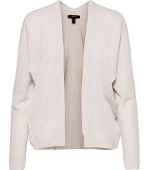sweaters cardigan gebreide trui cardigan beige esprit collection