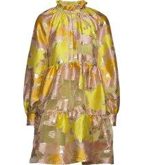 jasmine, 1141 distortion organza dresses party dresses multi/mönstrad stine goya