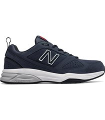 tenis fitness new balance 623v3 suede trainer hombre-extra ancho