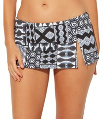 bleu by rod beattie skirted hipster bottoms women's swimsuit
