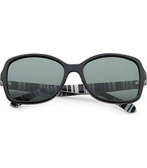 ayleen 56mm square sunglasses