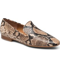 shoes 4521 loafers låga skor brun billi bi