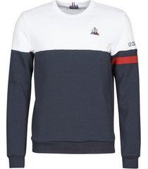 sweater le coq sportif tri crew sweat n°1 m