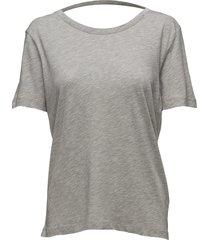 fonda t-shirts & tops short-sleeved grijs whyred