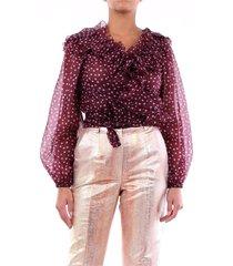 met lange mouwen blouse