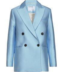 double breasted blazer blazers over d blazers blå designers, remix