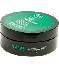 cera tea tree modeladora shaping cream incolor