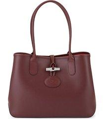 roseau leather tote