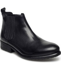 boots shoes chelsea boots ankle boots ankle boot - flat svart billi bi