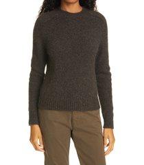 women's amberlyn sweater, size x-small - brown